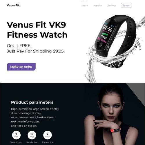 Concept for Venus Fit