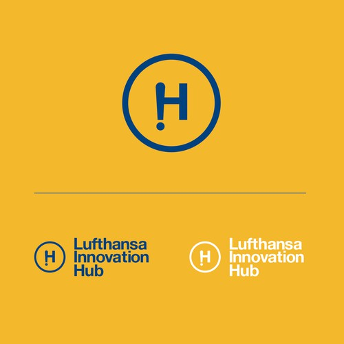 Lufthansa Innovation Hub - Identity