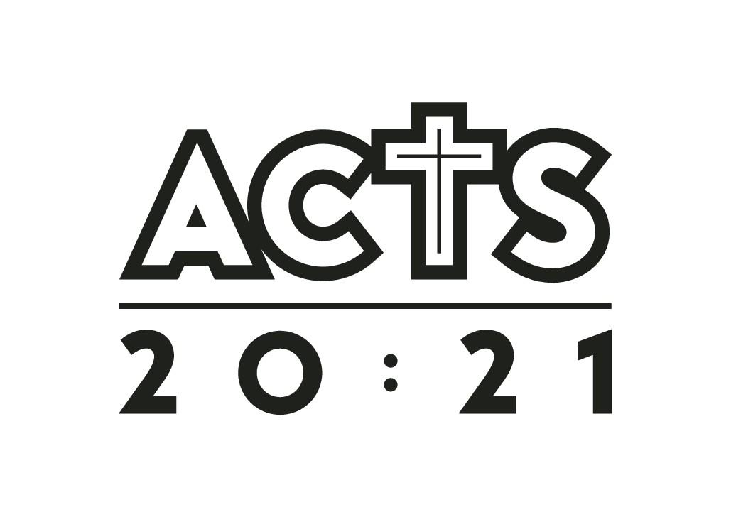 Logo for year-long church outreach event