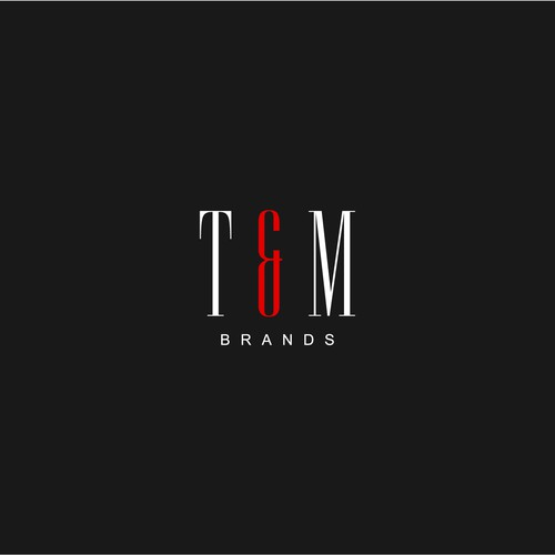 Create the next logo for T&M Brands