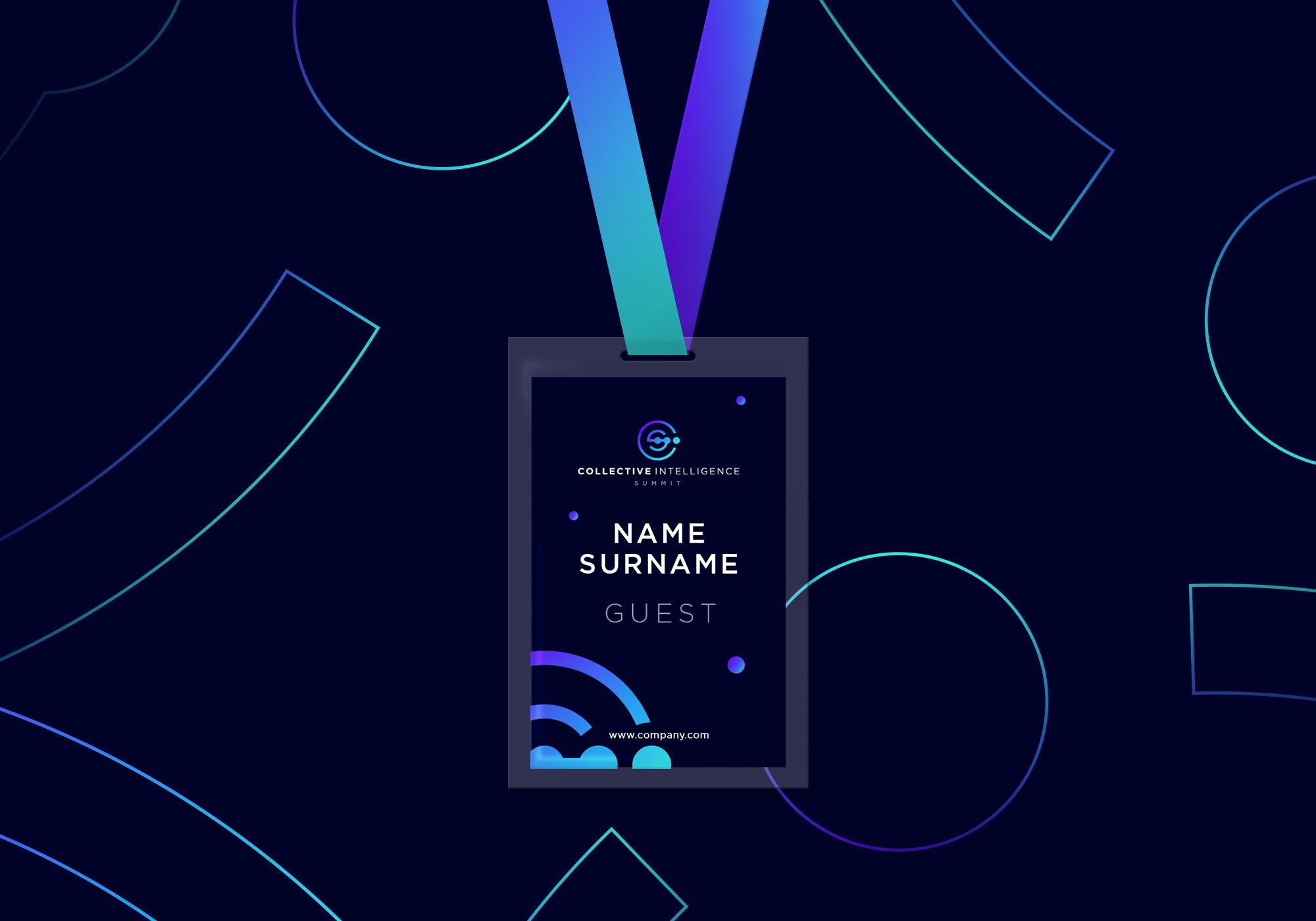 Collective Intelligence Summit Logo