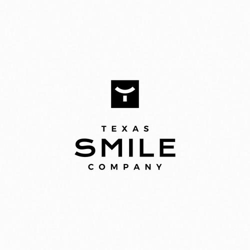 Texas Smile Co. Logo Design