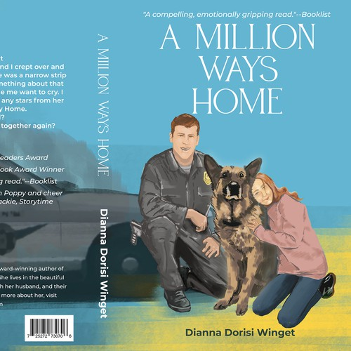 A Million Ways Home book cover