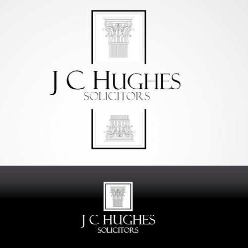 Create the next logo for J C Hughes Solicitors