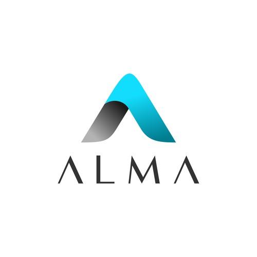 bold modern logo