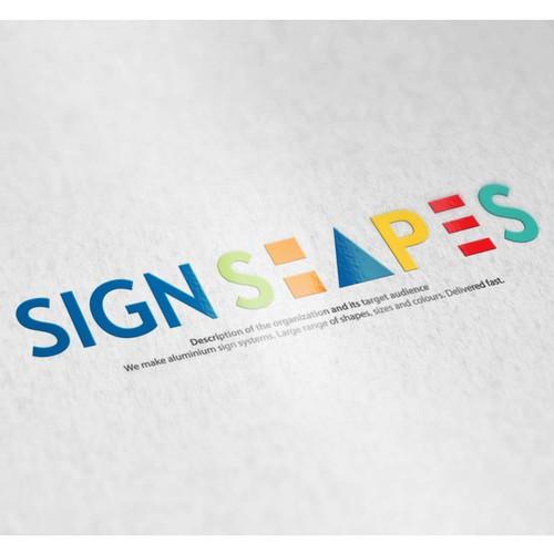 SIGN SHAPES
