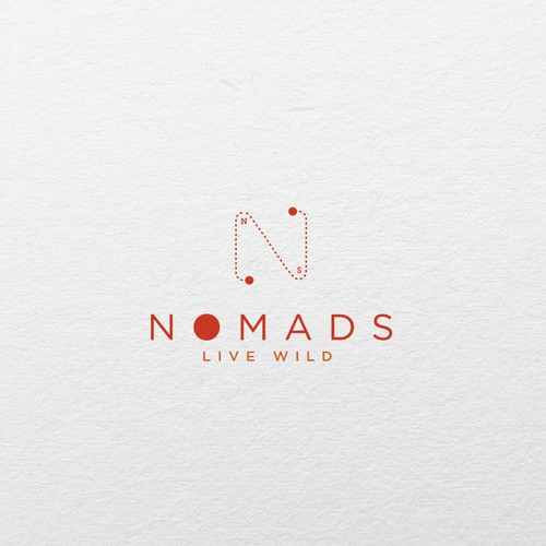 Logo concept for Nomads