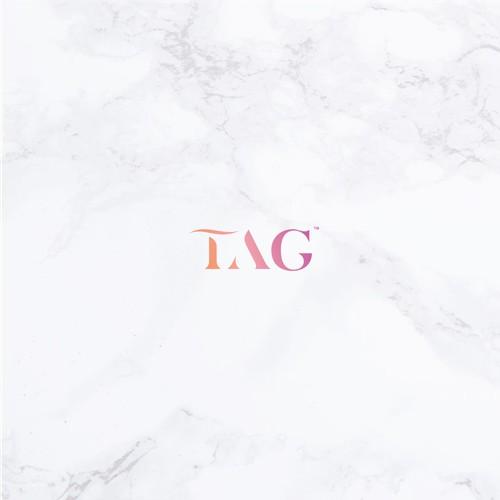 letter TAG logo