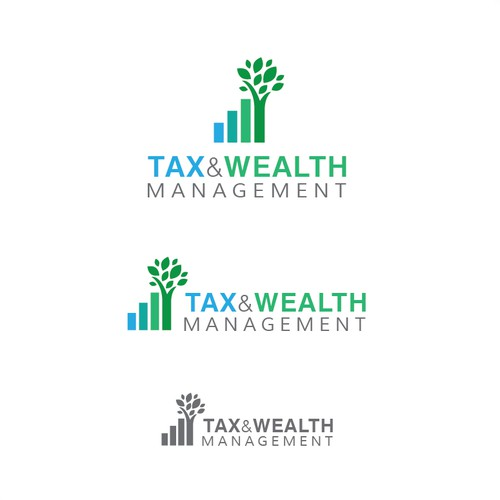 Logo for Tax & Financial Firm