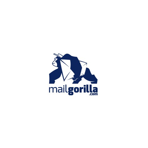 I need a logo and character for MailGorilla.com