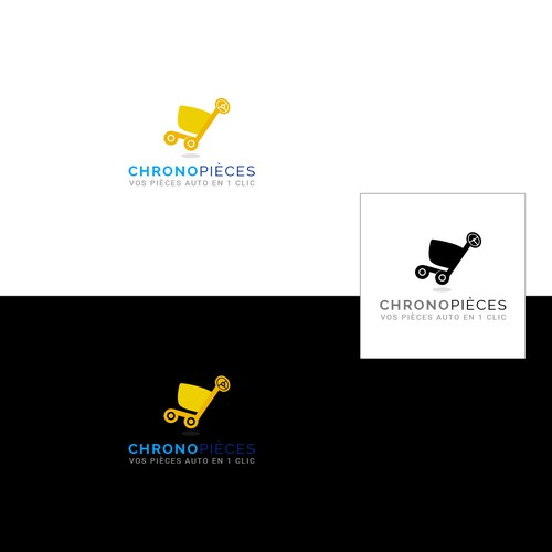 Logo design for a ecommerce company