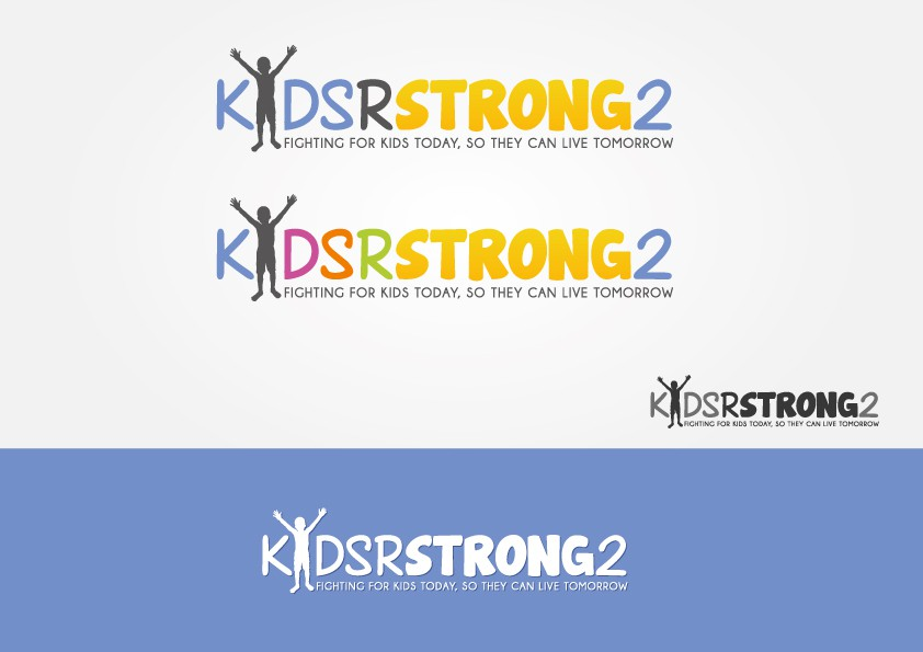 Help create a new logo for KidsRStrong2