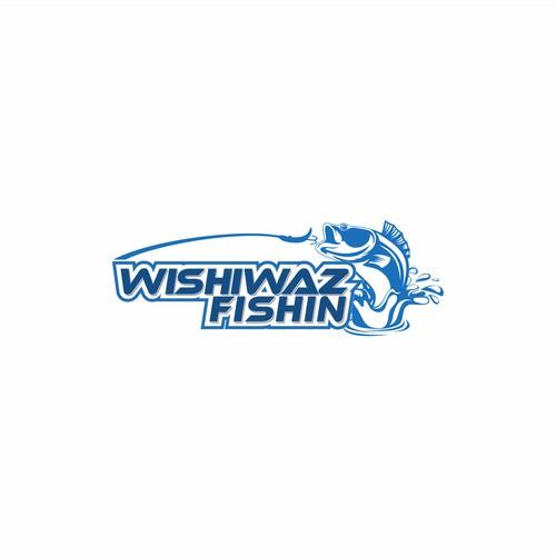 Logo Concept for wishiwazfishin