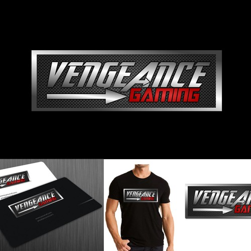 Help Vengeance Gaming with a new logo