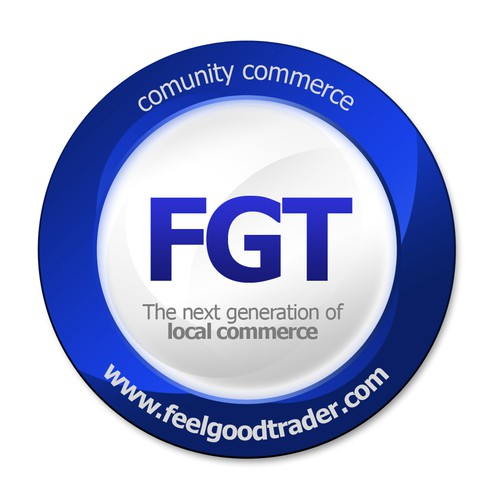 Create the next logo for FeelGoodTrader.com