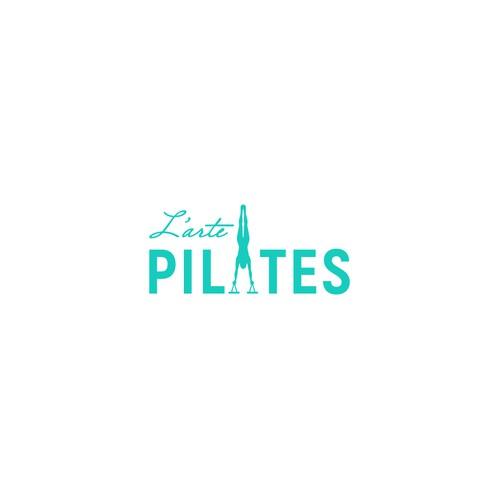 L'arte Pilates Logo