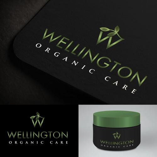 logo for organic skincare
