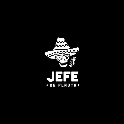 Jefe De Flauta - Rolled Cart Taco