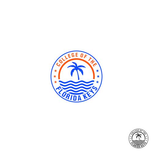 florida keys concept logo