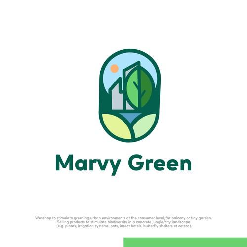 Marvy Green