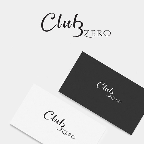 Design a logo for an Over 30s nightclub