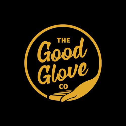 Logo for gloves seller.