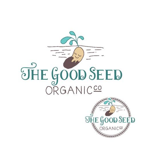The Good Seed logo