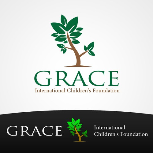 Grace International Children's Foundation needs a new logo