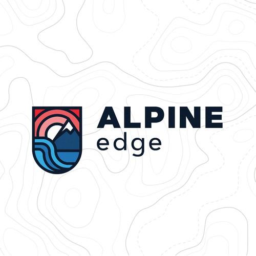 Logo for Alpine Edge