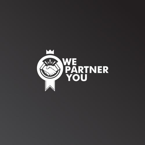 Logo design concept for a retail company