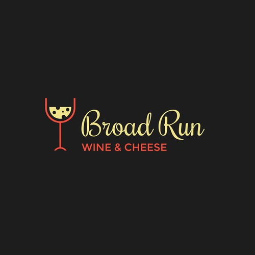Wine & Cheese Logo
