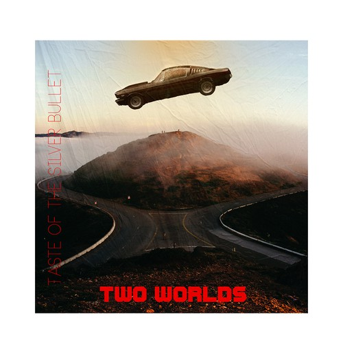 ALBUM COVER - two worlds