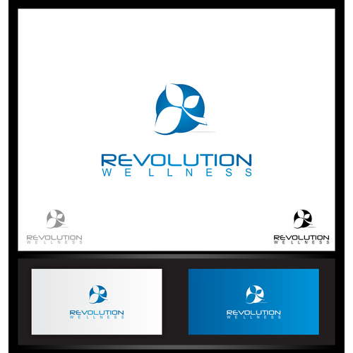 New logo wanted for Revolution Wellness