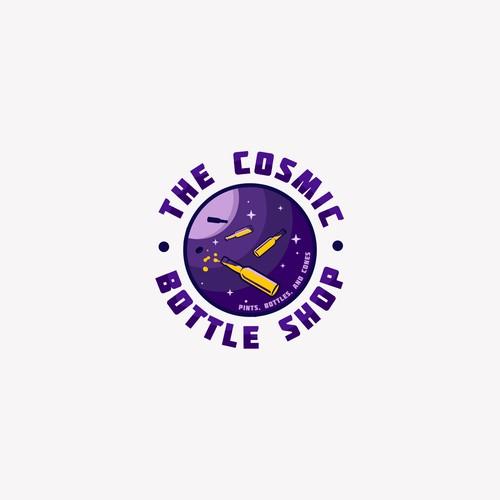The cosmic bottle shop