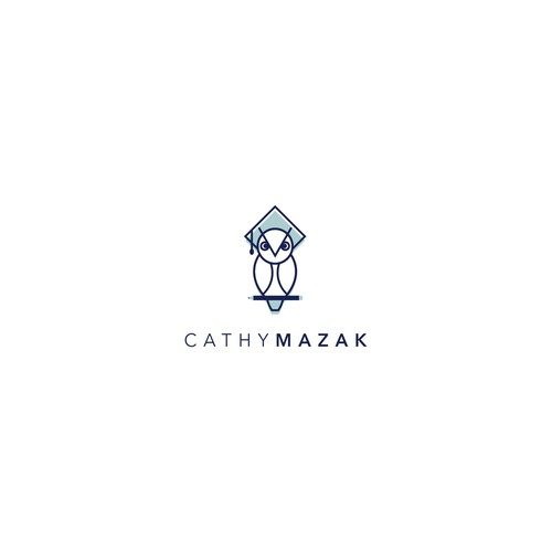 Educational Logo for Cathy Mazak