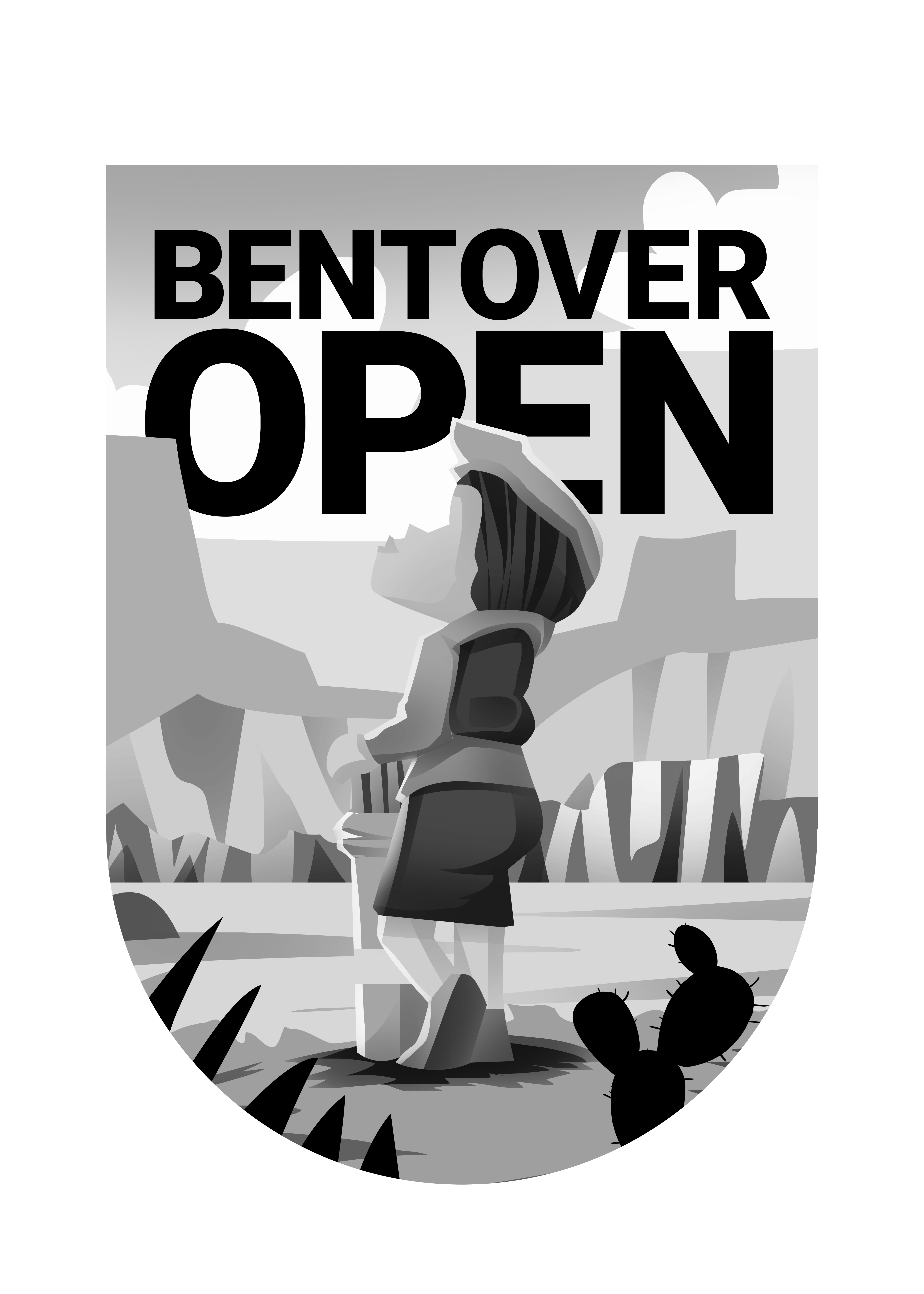 Cool Badge Design for Annual Golf Tourney