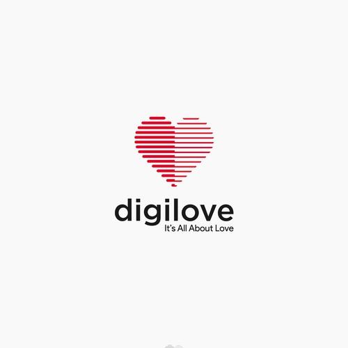Digilove Logo