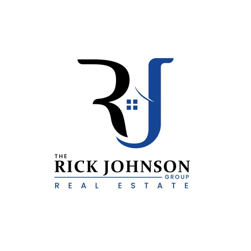 Elegant, Clean and Modern Real Estate Logo