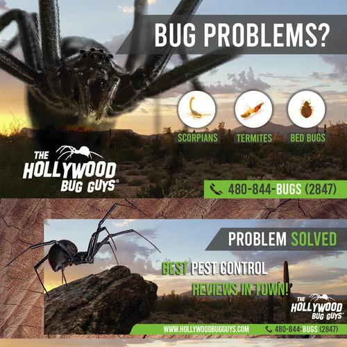 The hollywood bug guys