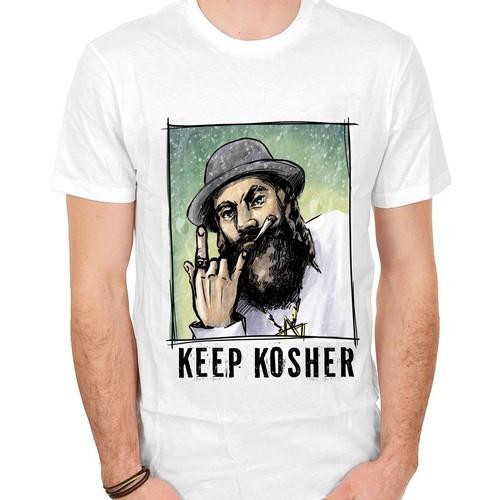 Draw a Gangsta Rabbi