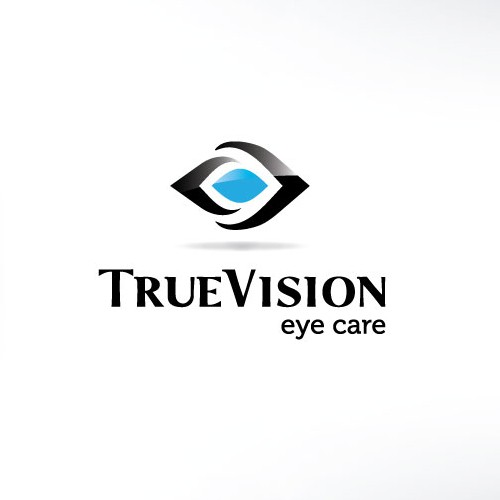 Create the next logo for TrueVision Eye Care