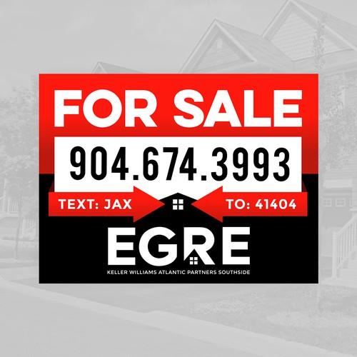 Signage for Real Estate