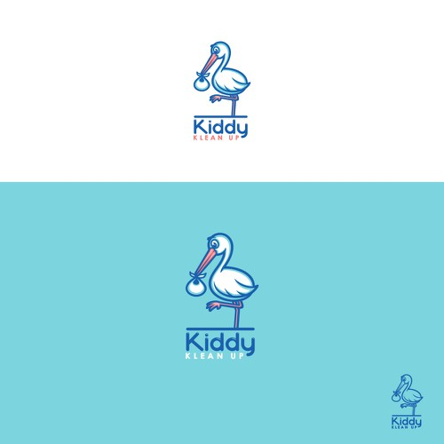 "Logo for baby brand ""Kiddy"""