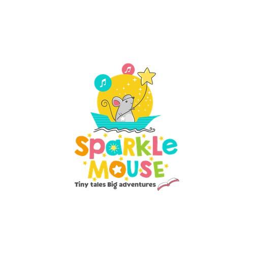 sparkling mouse