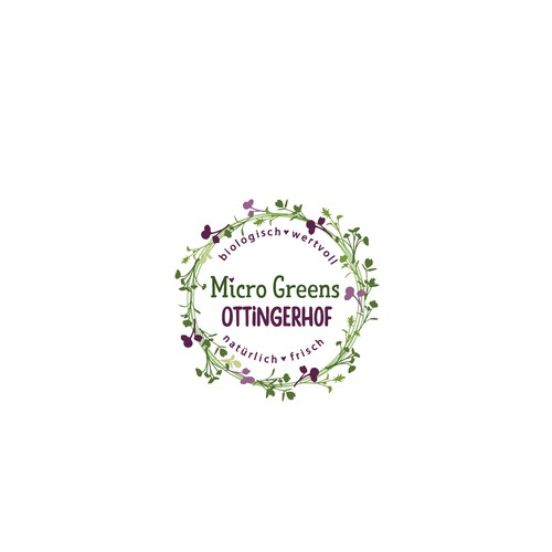 Logo for Micro Greens