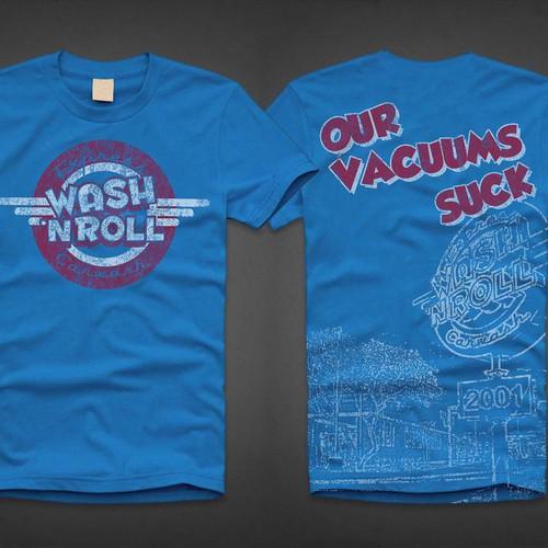 Vintage Carwash T-Shirt