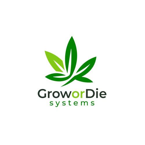 Marijuana Logo Design