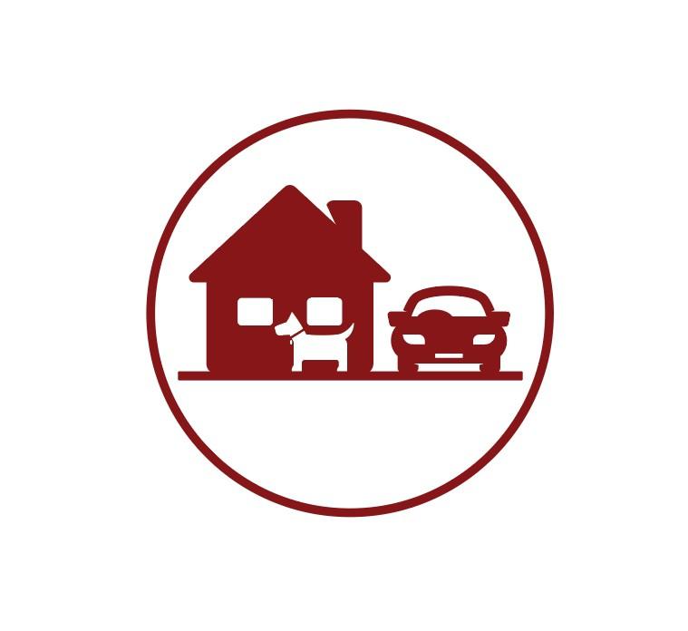 Lifestyle Excess Insurance logo design