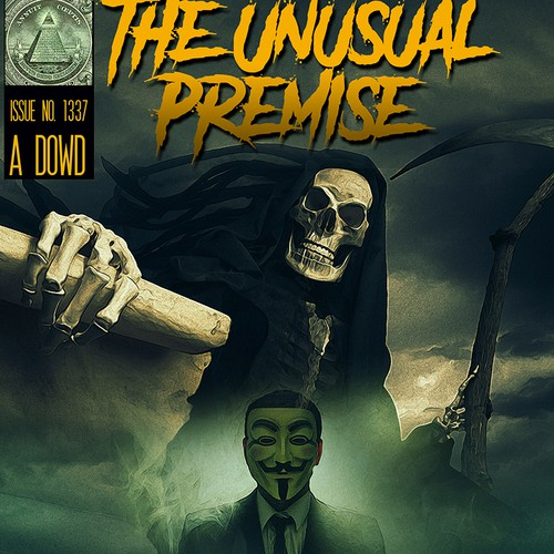 The Unusual Premise ebook cover