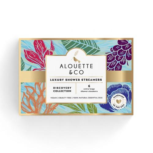 Shower Steamer Gift Box